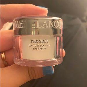 brand new progres lancome eye cream